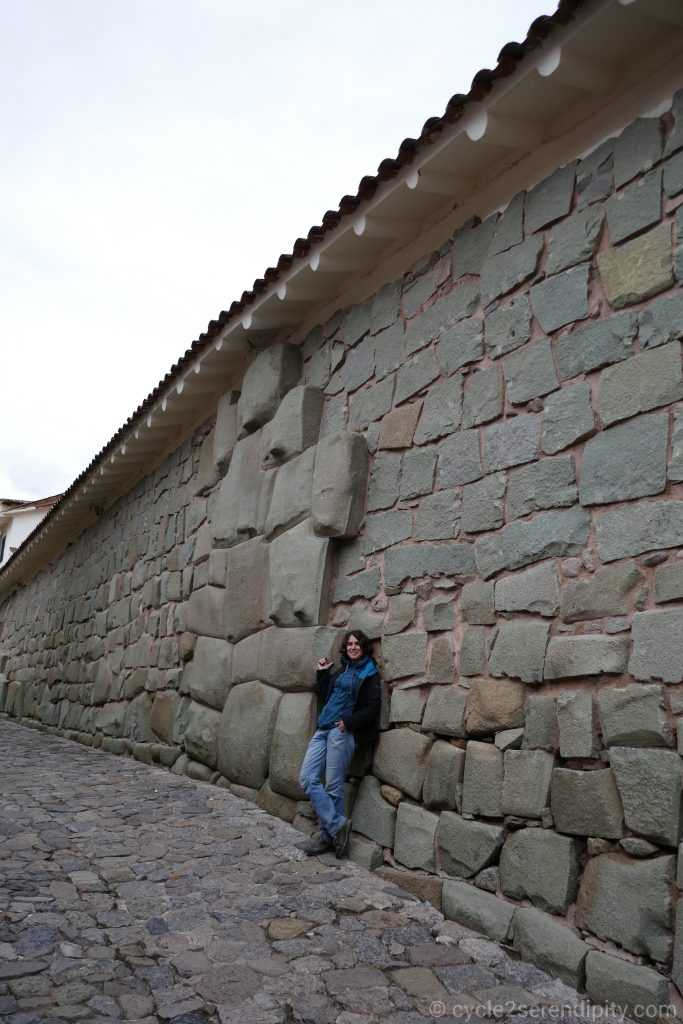 Paredes Incas.